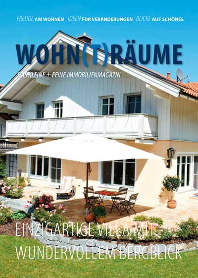Expose Cover - Landhausvilla in Asschau