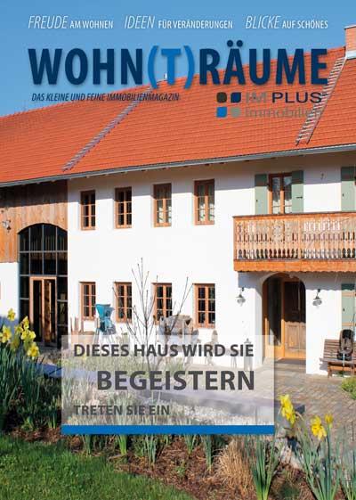 Expose Cover - Einigartiger Bauernhof in der nähe von Rosenheim