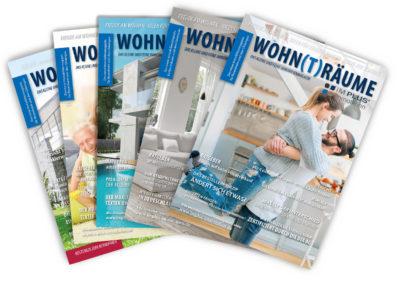 Wohn(t)räume Magazin der Immobilienmakler in Rosenheim