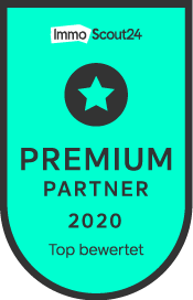 ImmoScout24 Premium Partnersiegel 2020